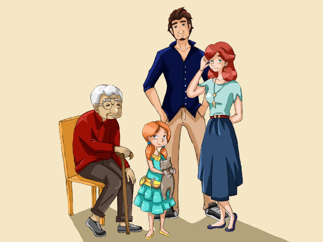 ARD Familie