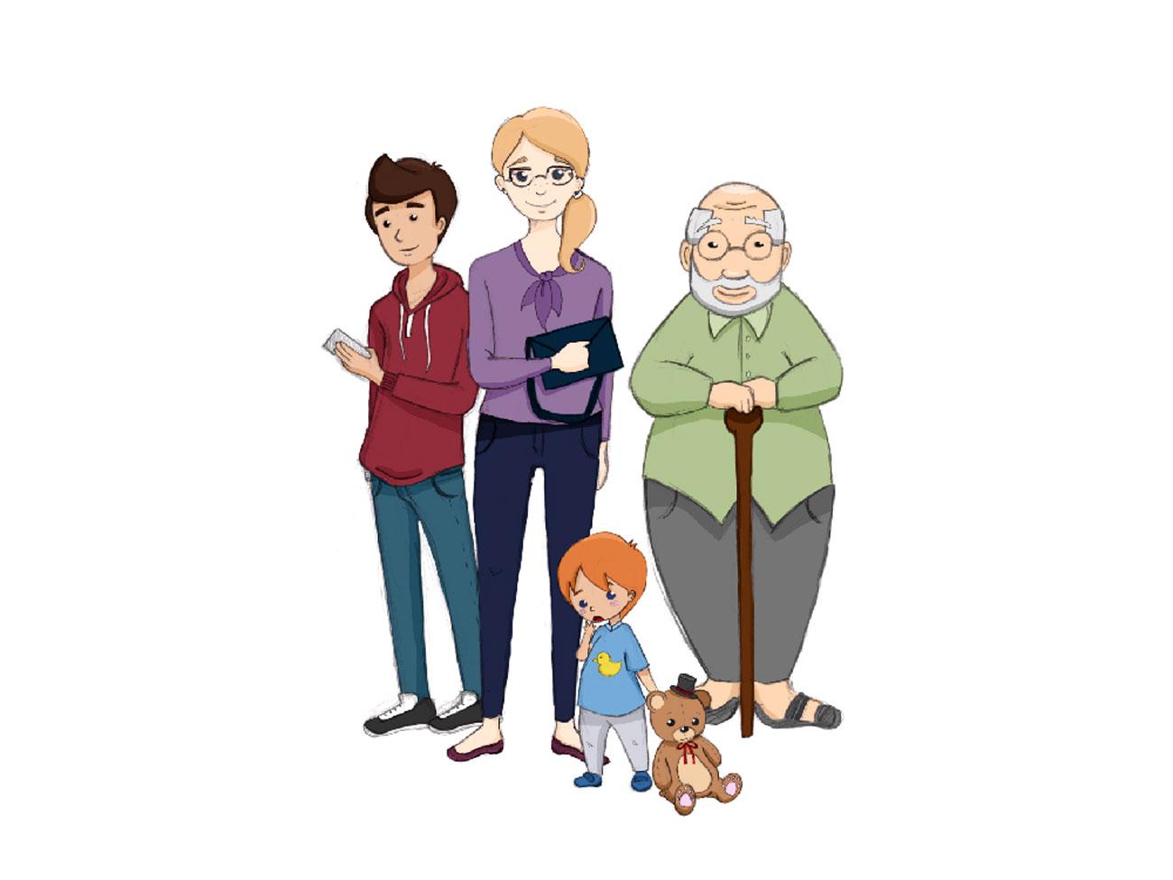 BZgA Familie