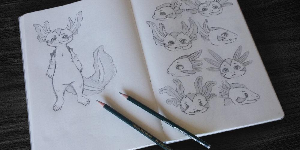 Axolotl Titel