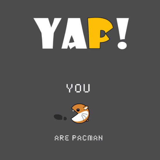 yap you are pacman titelbild